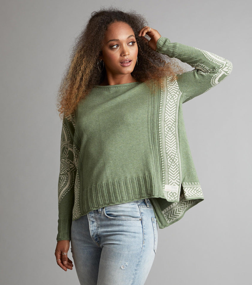Sheperd Sweater