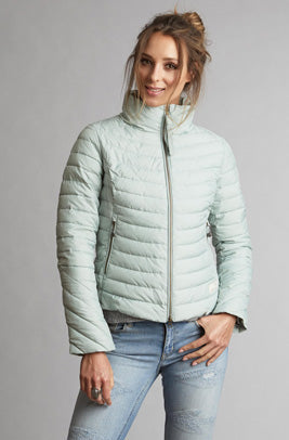 Downfall Aqua Jacket