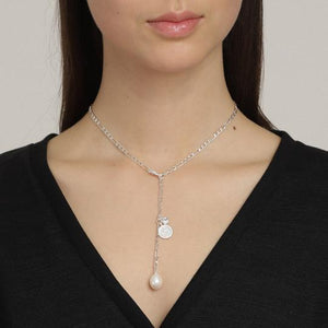 Urd Silver Necklace