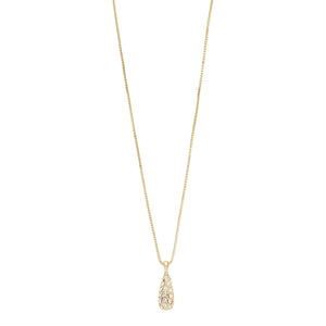 Emery Gold Necklace