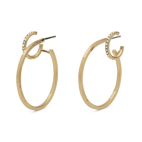 Kama Gold Earrings
