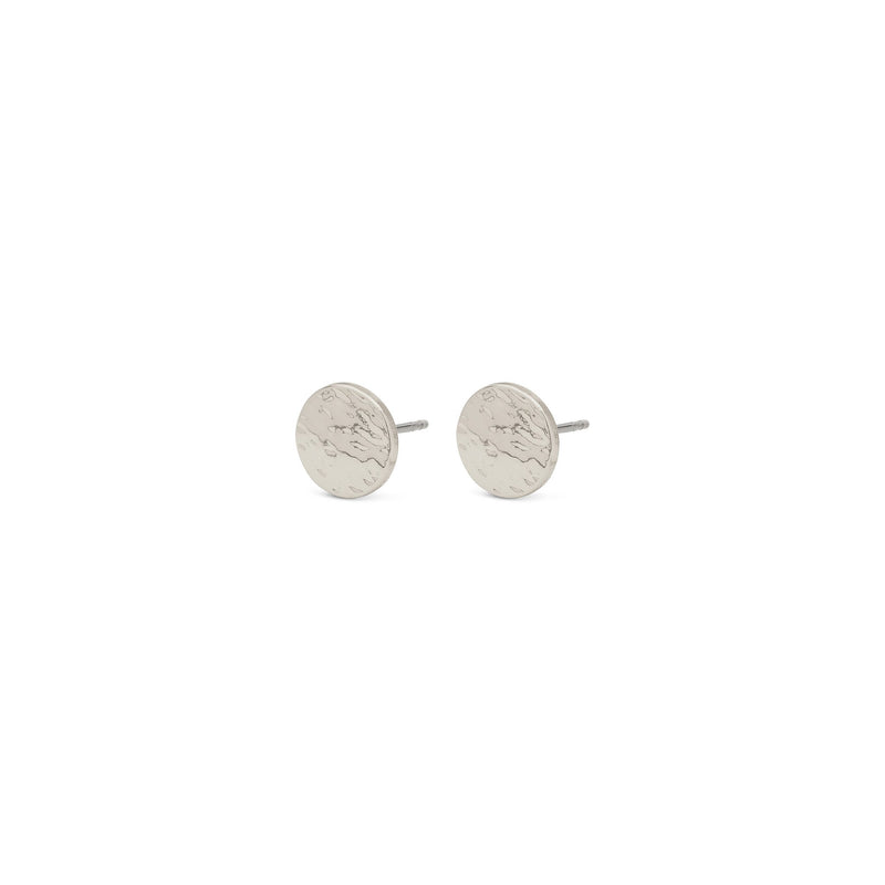 Arden Silver Post Earrings