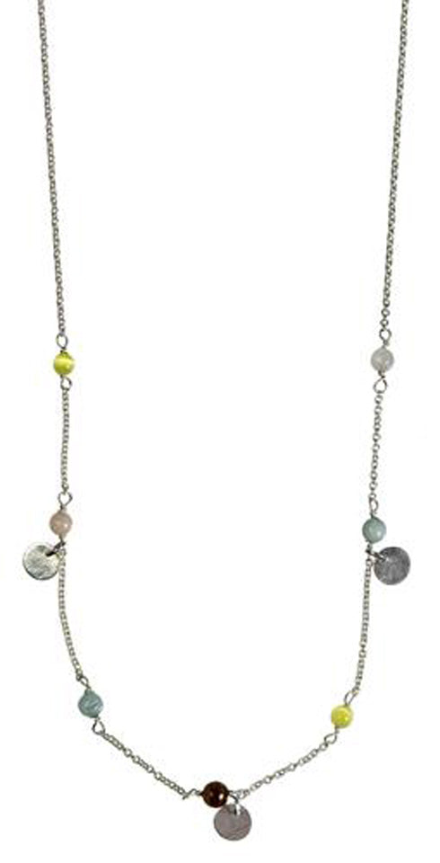 Nordic Minimalism Necklace