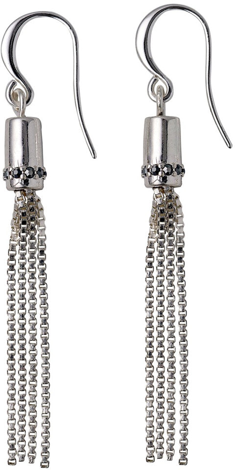 Riona Silver Earrings