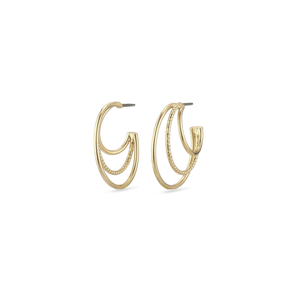 Freya Gold Earrings