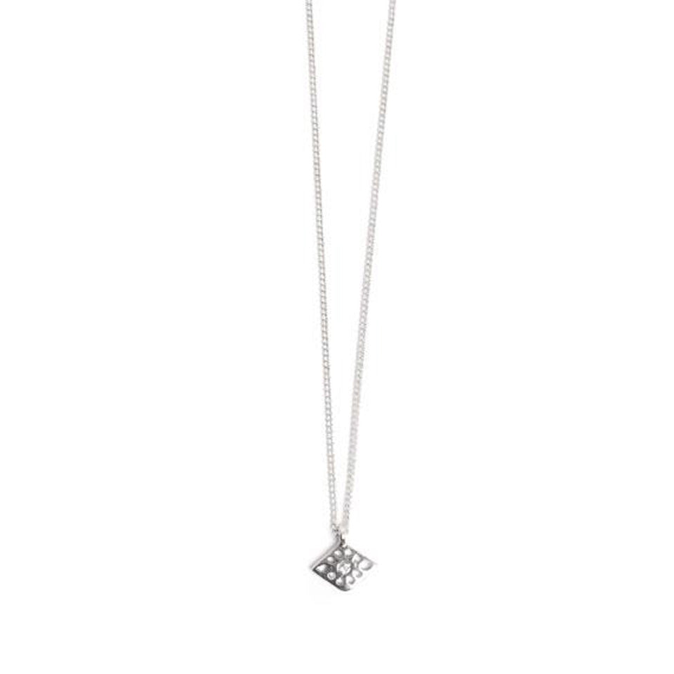 Summer Vibes Necklace - Silver