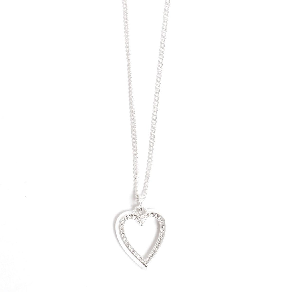 Deep Hearts Necklace