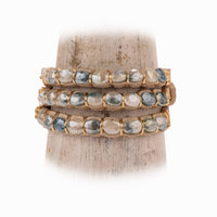 Laurel Wrap Bracelet