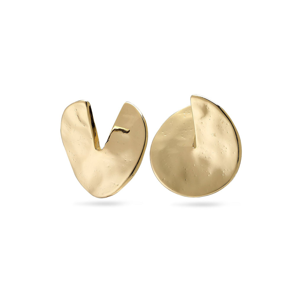Cynthia Gold Earrings