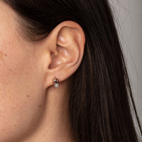 Freya Rose Gold Earrings