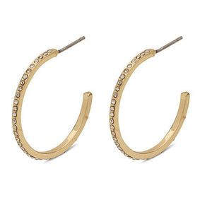 Roberta Large Earrings - Gold
