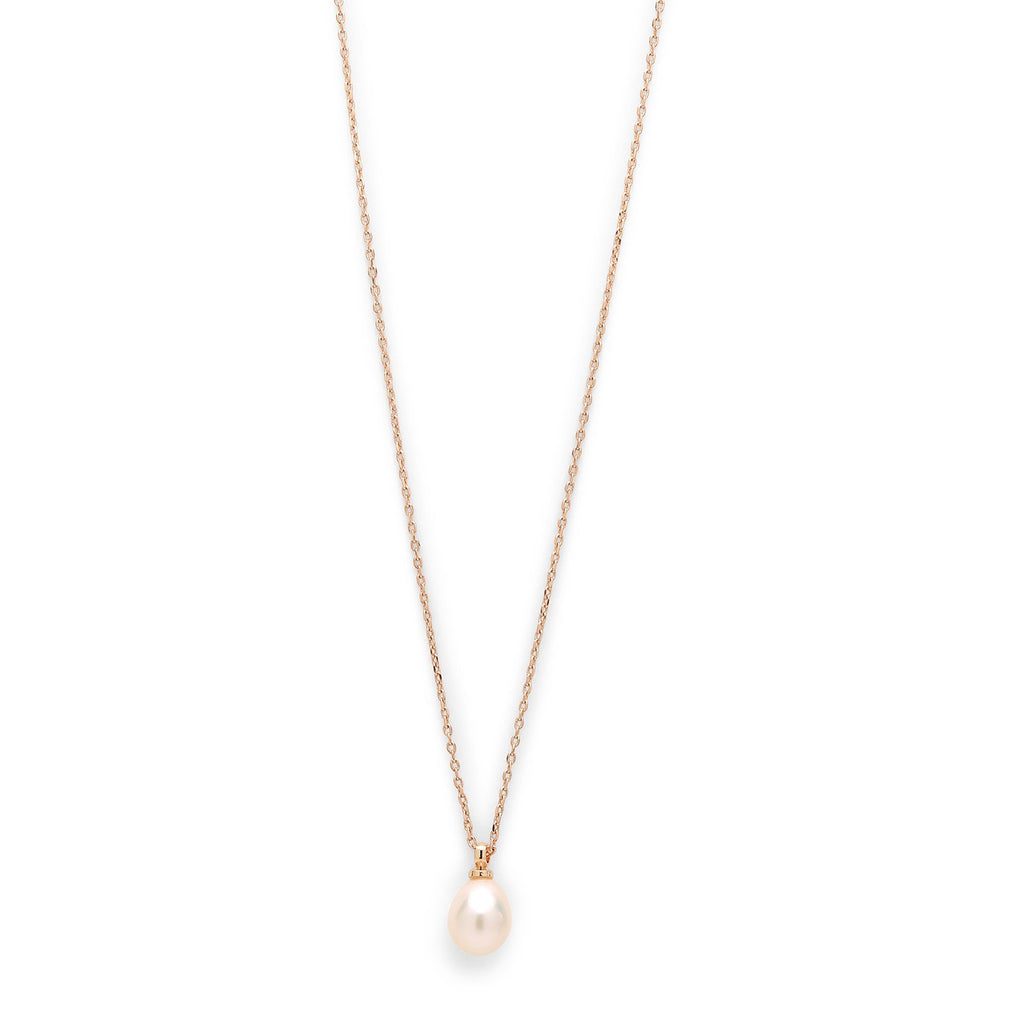 Eila Rose Gold Necklace - Final Sale Item