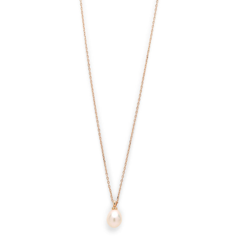Eila Rose Gold Necklace
