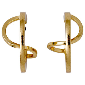 Lyra Earrings - Gold