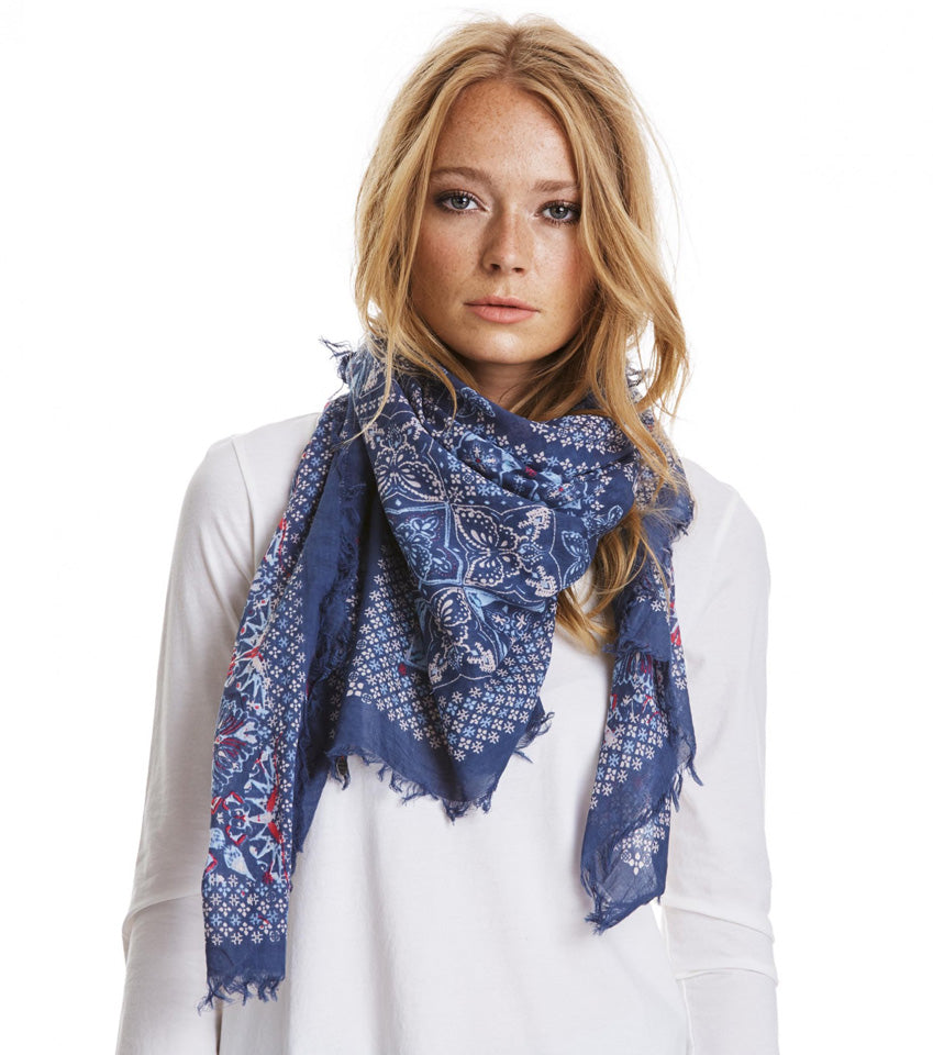Magic Carpet Scarf