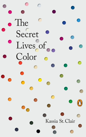 The Secret Lives of Color Book