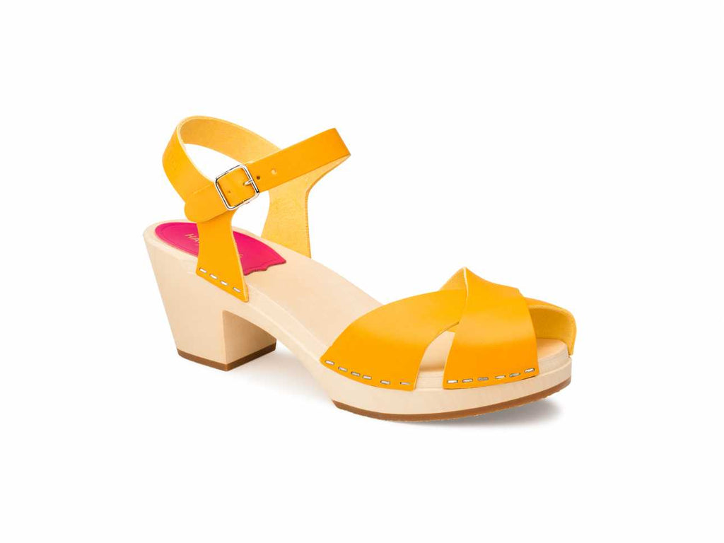 Mirja Sandal - Warm Yellow