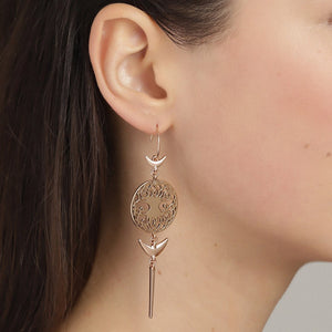 Yggdrasil Earrings