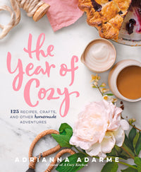 The Year of Cozy Book