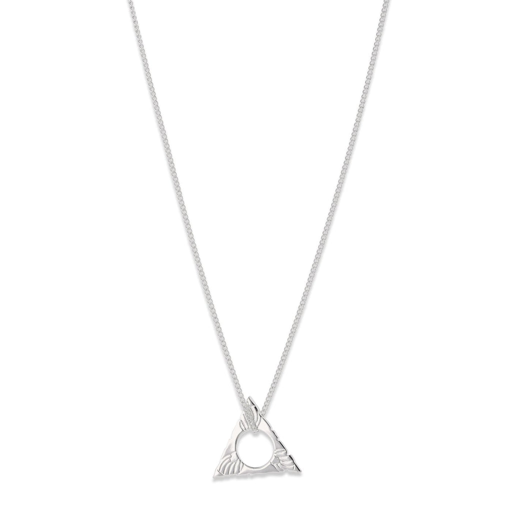 Sigyn Silver Necklace