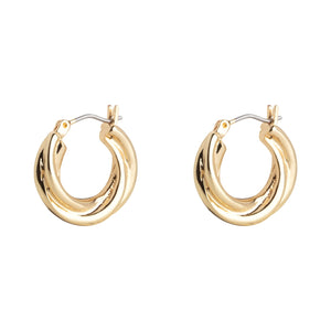 Jemima Gold Earrings
