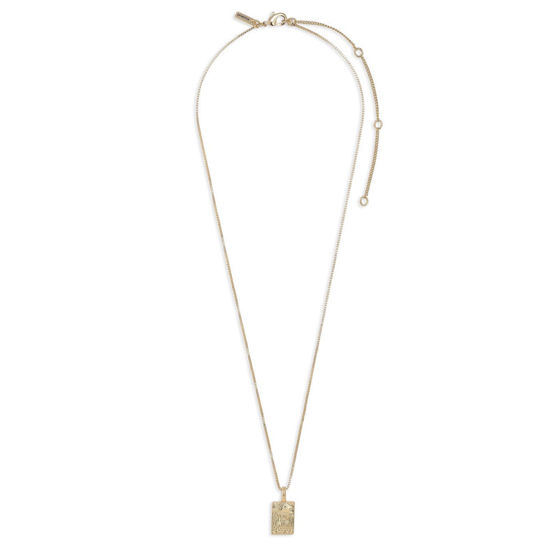 Valkyria Gold Necklace