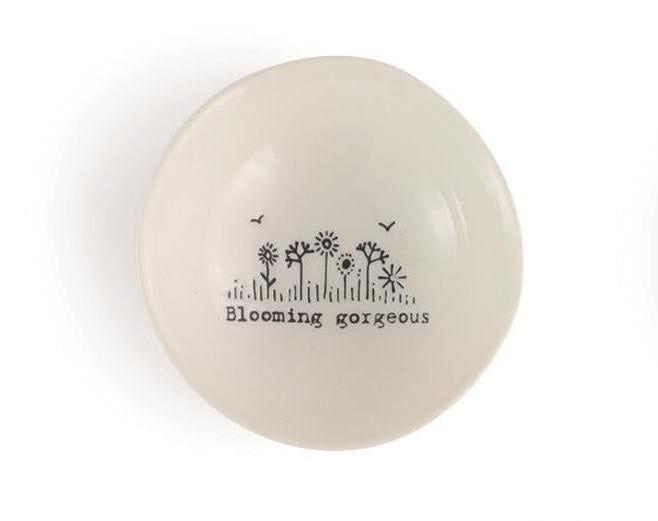 Small Trinket Bowl - Blooming Gorgeous