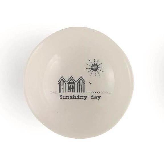 Small Trinket Bowl - Sunshiny Day