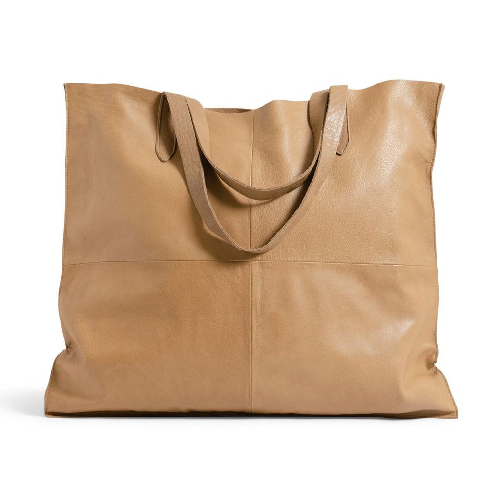 Fara Shopper - Camel