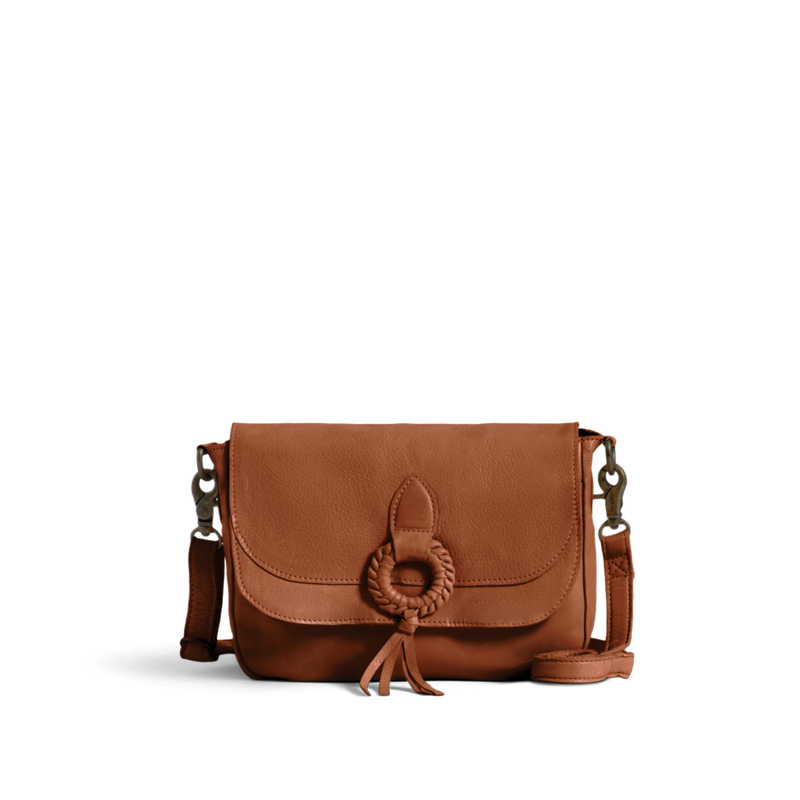 Fillipa Crossbody - Cognac