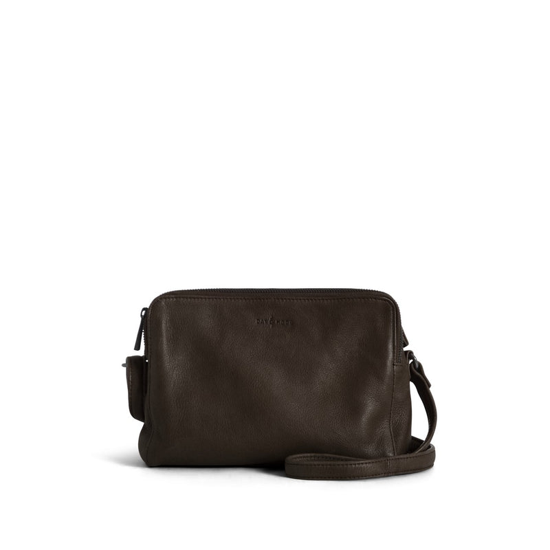 Hannah Crossbody - Chocolate