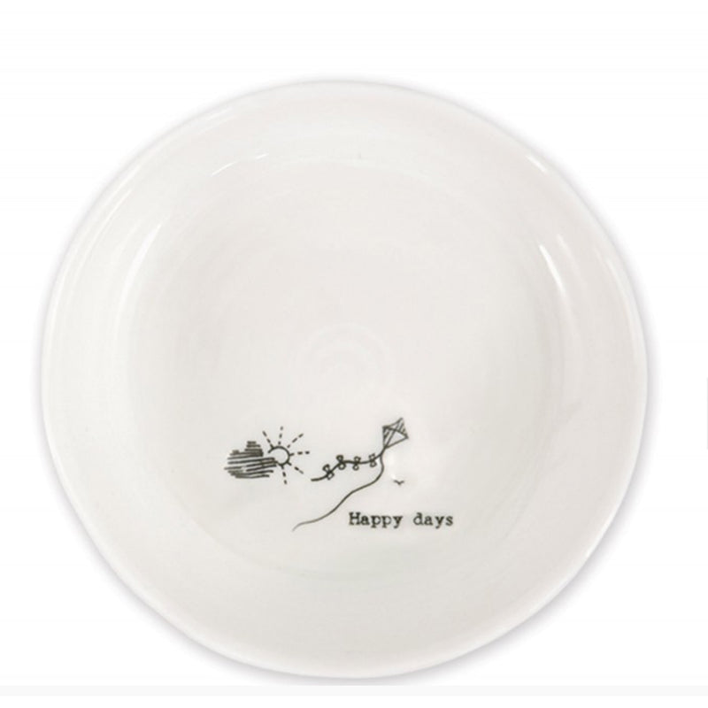 """Happy Days""  Change Bowl"