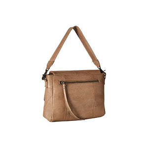 Karley Shoulder Bag - Warm Grey