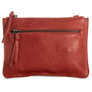 Lily Crossbody - Coral