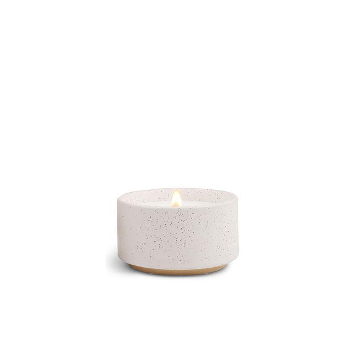 Cotton & Teak Candle