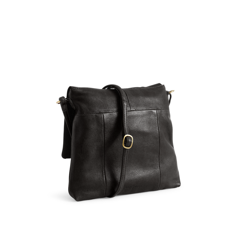 Malou Maxi Crossbody - Black