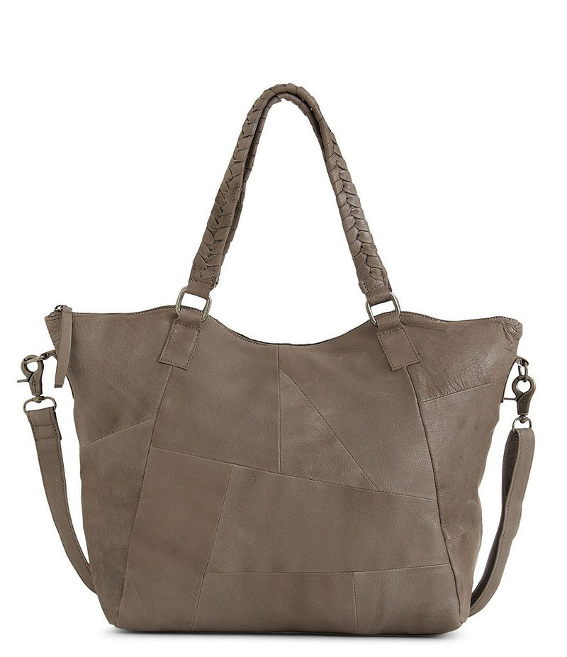 Nya Satchel - Light Grey