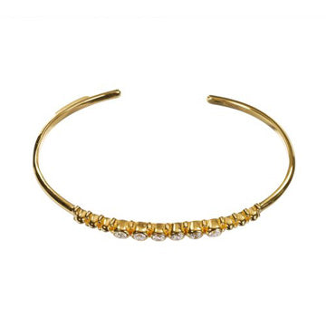 Pretty Gold Bangle
