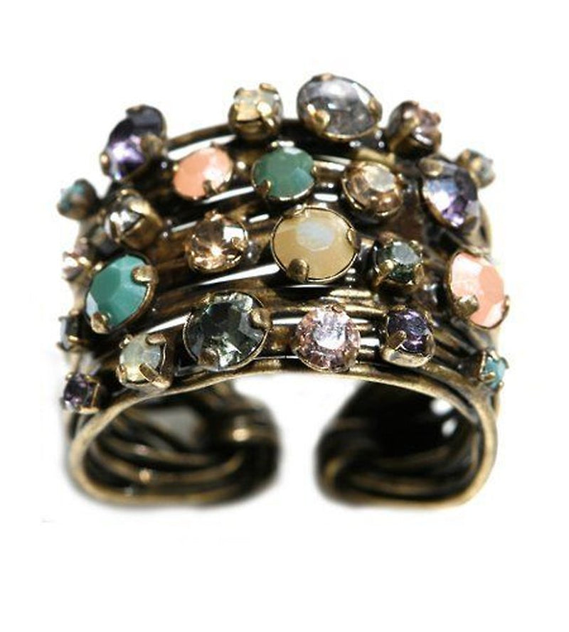 Cages Pastel Multi Ring