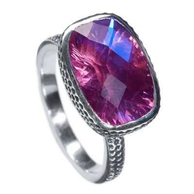 Milky Way Lavender Ring