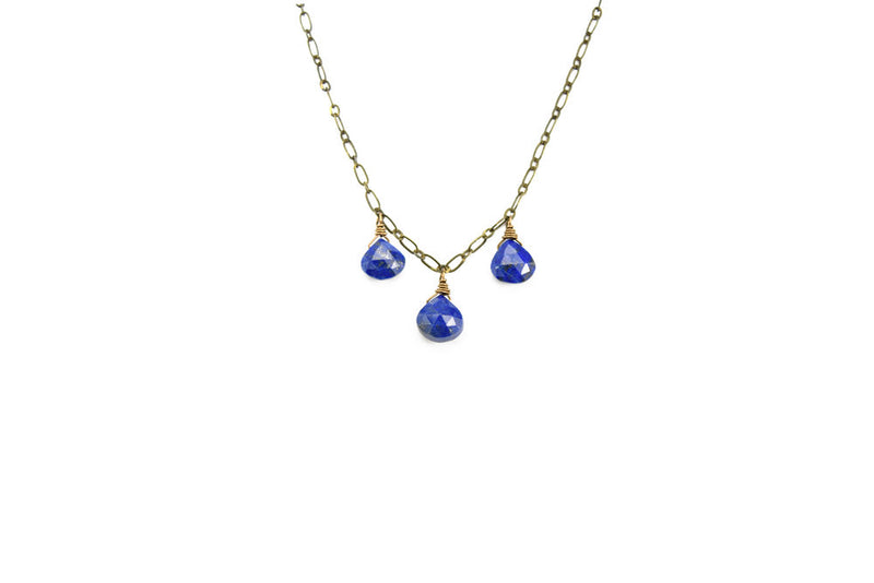 Lapis Unity Necklace