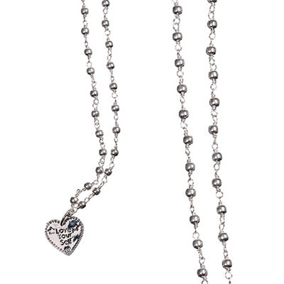 Love Your Self Necklace
