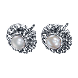 Magnolia Pearl Earrings