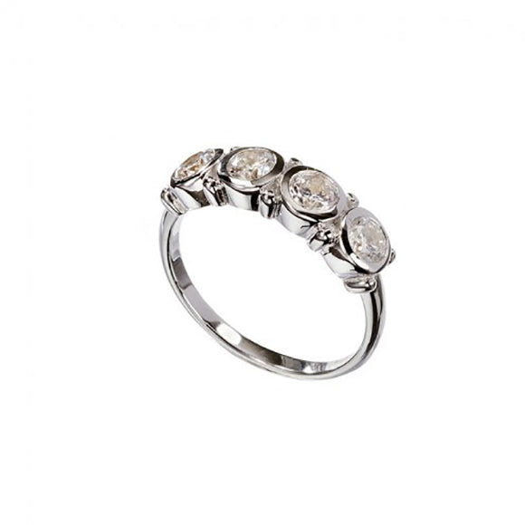 Darling Mini Silver Ring