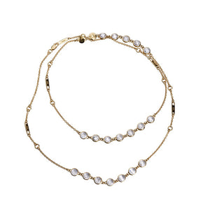 Balance Gold Necklace