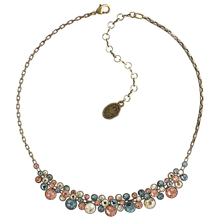 Water Cascade Multi Necklace