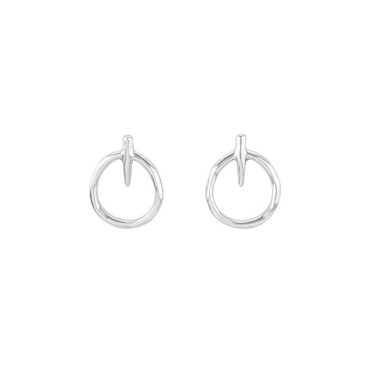 Breaking the Circle Earrings