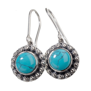Princess Turquoise Earrings