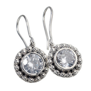 Princess Zircon Earrings