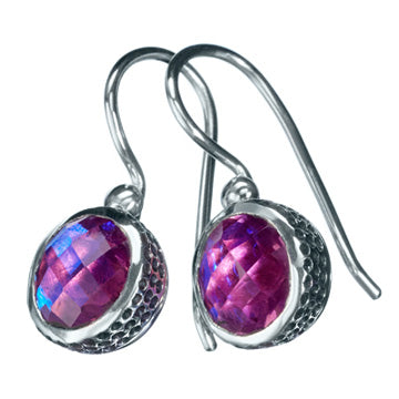Supernova Lavender Earrings